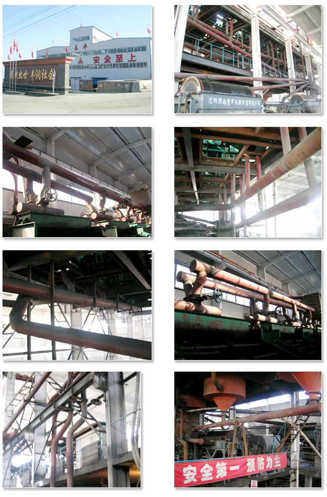 陶瓷复合管工程案例:山西泰丰矿业有限公司